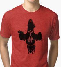 Firefly Serenity Ink Blot Tri-blend T-Shirt