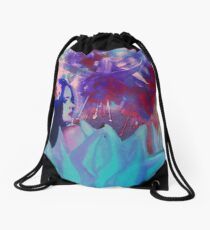 Quiet Moments - from the Enchanted Garden series Drawstring Bag