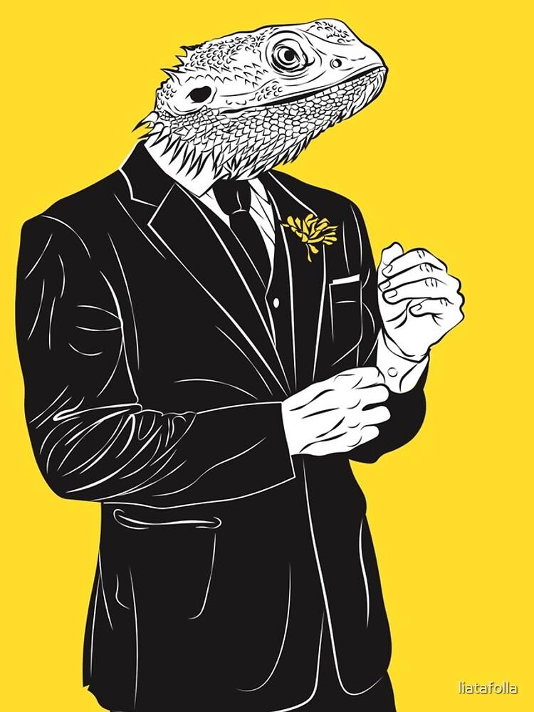 Dapper Lizard de liatafolla
