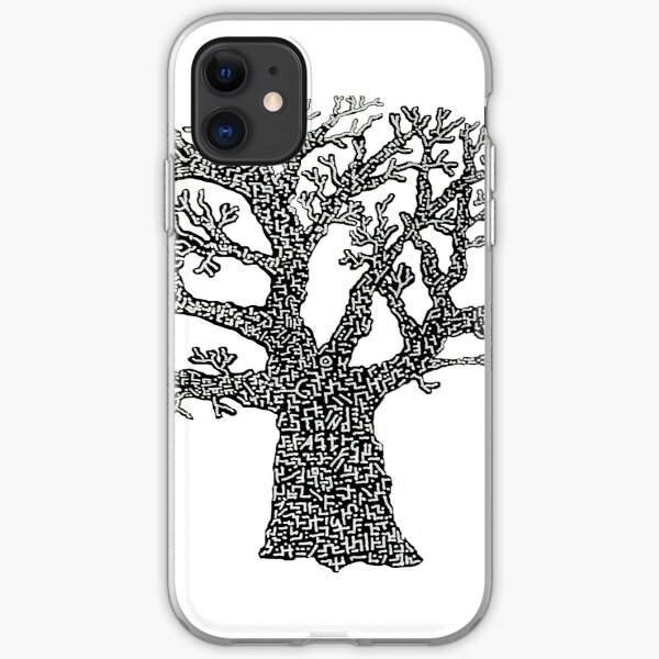 Stand Fast - Mixed Media iPhone Soft Case