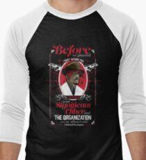 Gentlemayne - Makaveli  Men's Baseball ¾ T-Shirt