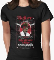 Gentlemayne - Makaveli  Women's Fitted T-Shirt