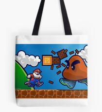 Air Glorio Bros Tote Bag