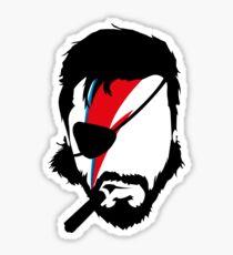 Big Bowie Sticker