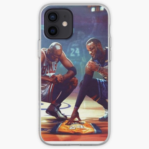 For Kobe iPhone Soft Case