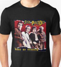 PISTOLS John Lydon T-Shirt