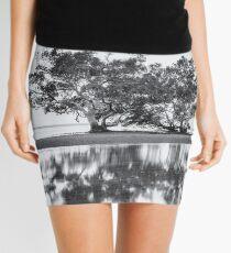 Lonely Tree Mini Skirt