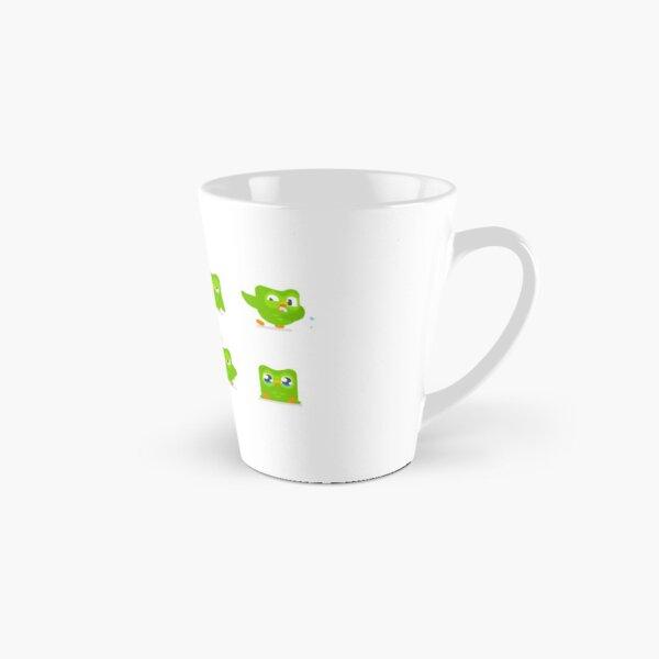 Moods Duolingo Owl Tall Mug