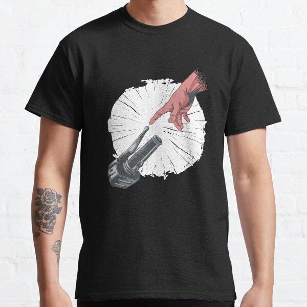 divertida creación de la motocicleta Adam Camiseta clásica