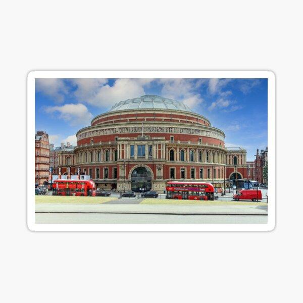 Royal Albert Hall, London, England Sticker