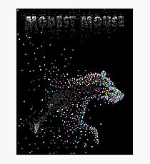 Modest Mouse Bear Photographic Print