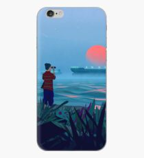 Shipspotting iPhone Case