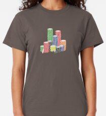 poker chips Classic T-Shirt