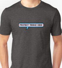 schützen Sie trans Kinder Unisex T-Shirt