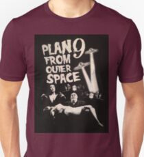 Plan 9 from outer space - the movie T-Shirt