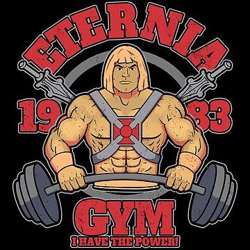 Eternia Gym v2 by jozvozdesign