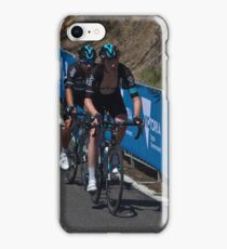 Chris Froome, 2016 Jayco Herald Sun Tour, stage 4 Arthur's Seat iPhone Case/Skin