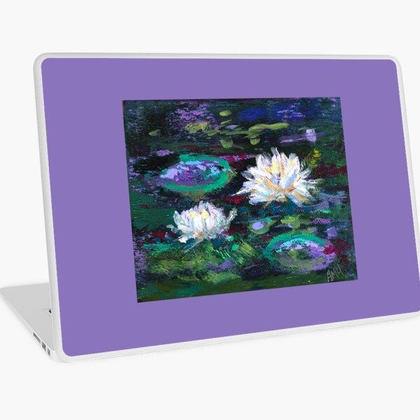 Waterlilies Laptop Skin