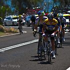 2016 Jayco Herald Sun Tour, stage 4 Arthur's Seat by Steven Weeks