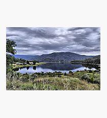 Blowering Dam,Tumut,NSW Photographic Print