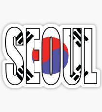 Seoul 2 Sticker