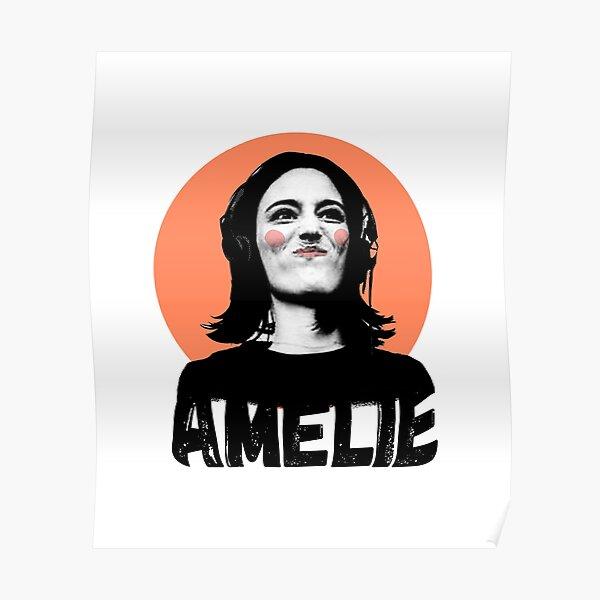 Amelie Lens Poster