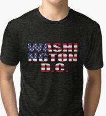 Washington D.C Tri-blend T-Shirt