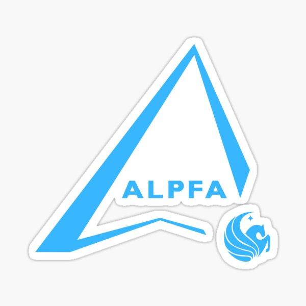 The ALPFA Sticker