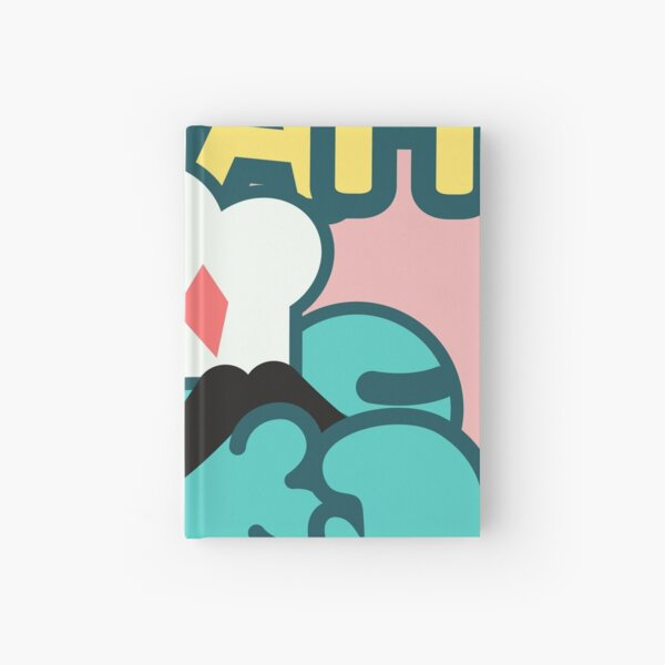 B-Froggio Chef Kiss Hardcover Journal