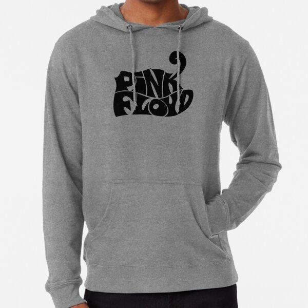 [HIGH QUALITY] Pink Floyd Vintage Logo (black) Sweat à capuche léger