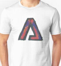 Original - Hand Painted Adobe Logo Unisex T-Shirt