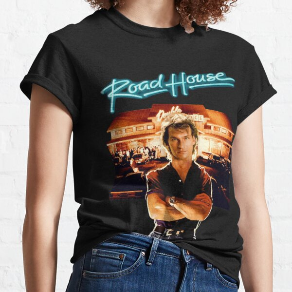 Road house Patrick Swayze Retro  Classic T-Shirt
