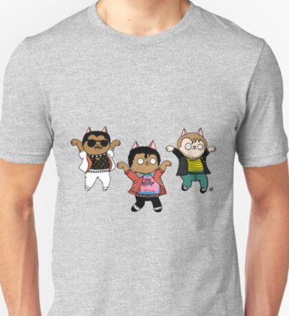 Beat it Dance Cats T-Shirt
