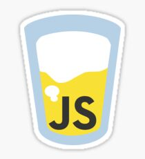 BeerJs  Sticker