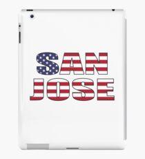 San Jose. iPad Case/Skin