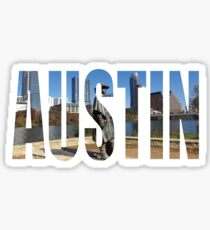 Austin Sticker