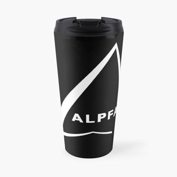 The ALPFA - White Travel Mug