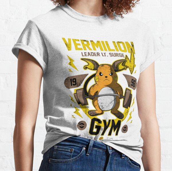 Vermilion Gym - Leader Lt. Surge - 1996 Classic T-Shirt