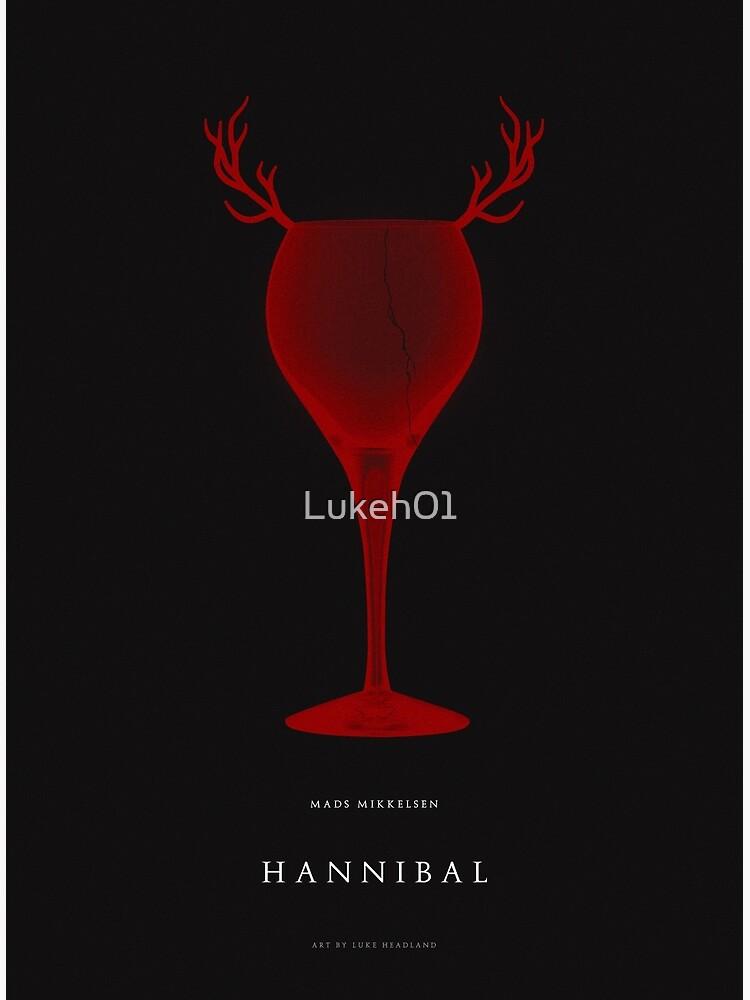 Hannibal Poster by Lukeh01