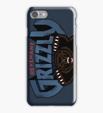 Revenant Grizzly iPhone Case/Skin