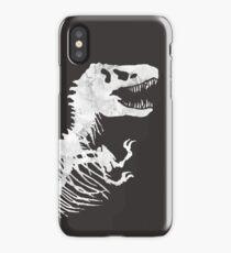 Silversaurus. iPhone Case