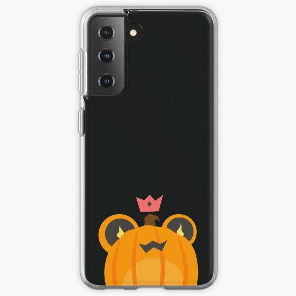 B-Froggio Pumpkin Samsung Galaxy Soft Case