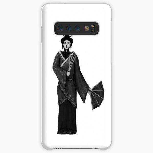 Japanese Geisha Character Fantasy Print Samsung Galaxy Snap Case