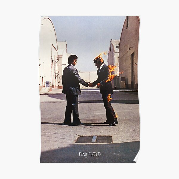 PinkFloyd Music Poster