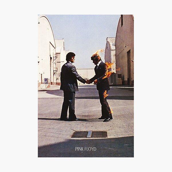 PinkFloyd Music Photographic Print