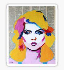 Debbie Harry, Blondie Sticker