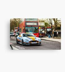 Aston Martin GT12 Canvas Print