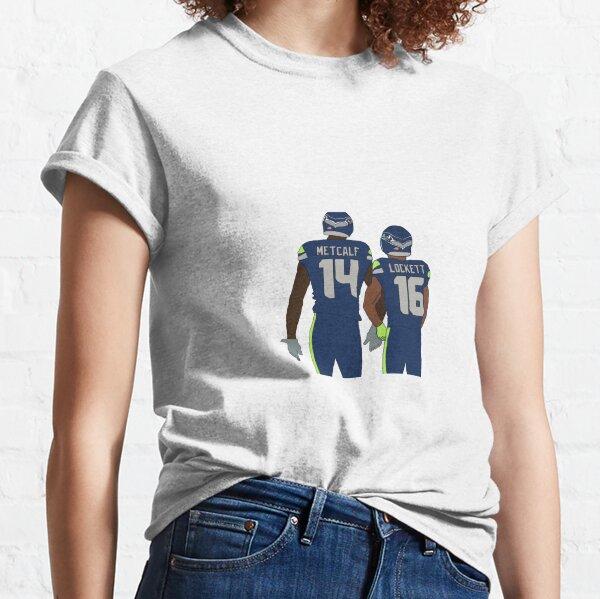 DK Metcalf & Tyler Lockett Classic T-Shirt