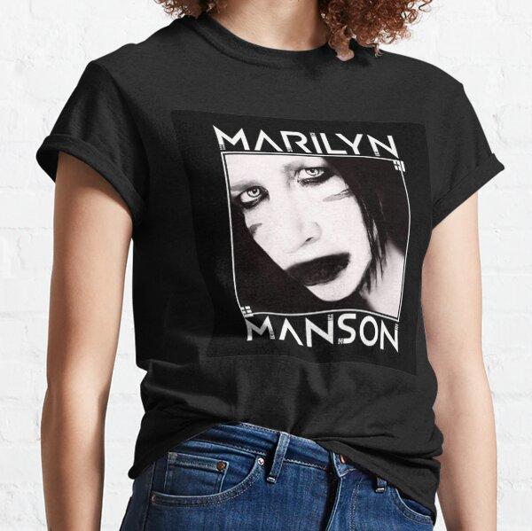 Marilyn Manson Vintage Classic T-Shirt