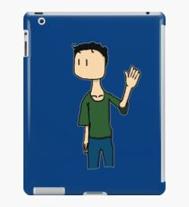 Dom - Cartoon character iPad Case/Skin